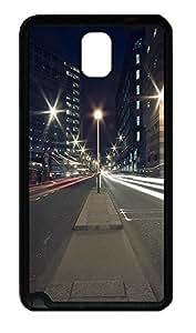 Samsung Note 3 Case City Streets 5 TPU Custom Samsung Note 3 Case Cover Black doudou's case