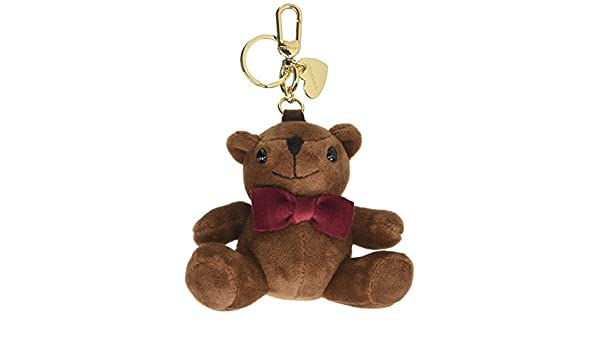 Amazon.com: TWIN-SET Keyrings Deep Honey Peluche Female - OA7TMA-00887: Shoes