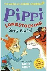 Pippi Longstocking Goes Aboard (World of Astrid Lindgren) Paperback