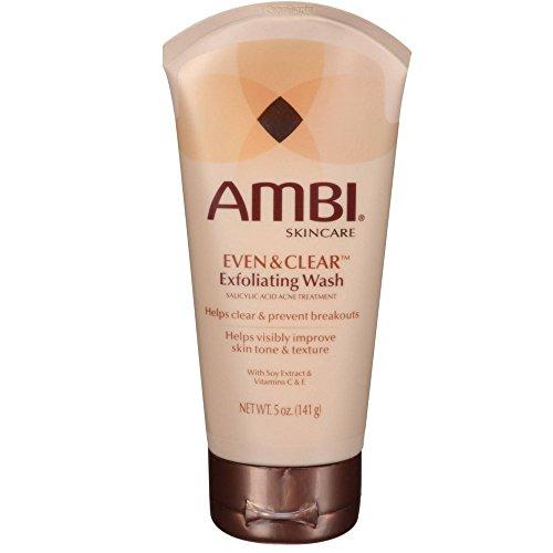 Ambi Exfoliating Face Wash