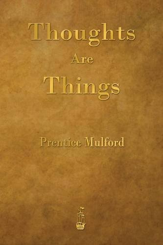 Thoughts Are Things ebook