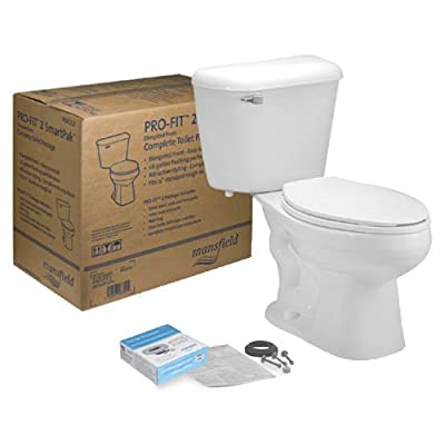 MANSFIELD PLUMBING PRODUCTS 135CTK ProFit2 Toilet BX Kit