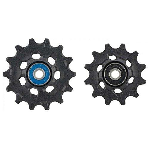 Xx1/x01 Black Eagle Rear Derailleur Pulleys X-sync 2 Sram Spare (Derailleur Sram Pulley)