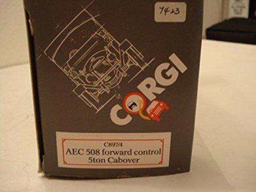Corgi Classics (Great Britain) Gray/White AEC Cabover Duckhams Diecast 1:40 NIB (Die Cast Cabover compare prices)