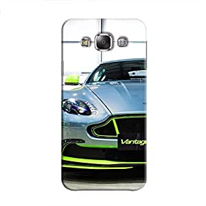 Cover It Up - AM Vantage GT8 Green Galaxy E5 Hard Case