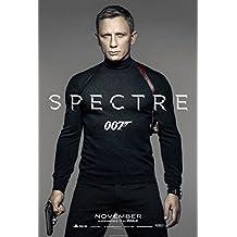 "SPECTRE - Movie Poster (12 x 18"") Glossy Finish (Thick, 8mil): Daniel Craig, Monica Belluci, Lea Seydoux"