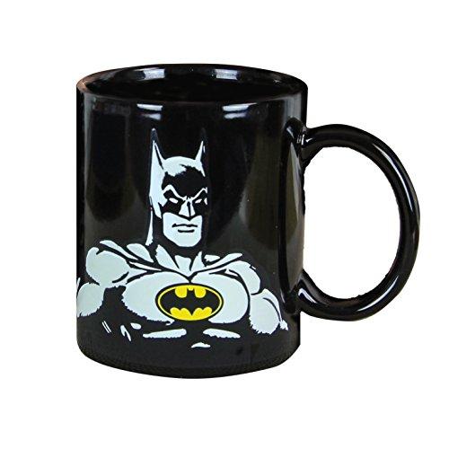 Paladone Classic Batman Heat Changing Ceramic Coffee -