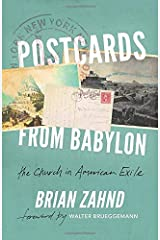 Postcards from Babylon: The Church In American Exile Paperback