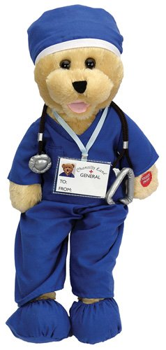 Chantilly Lane 19 Scrubs Male Bear Sings Bad Case of Loving You by Chantilly Lane