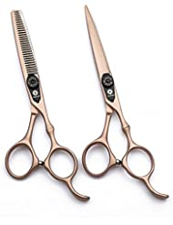 Professional Hair Cutting Scissors Barber Scissors Kit...