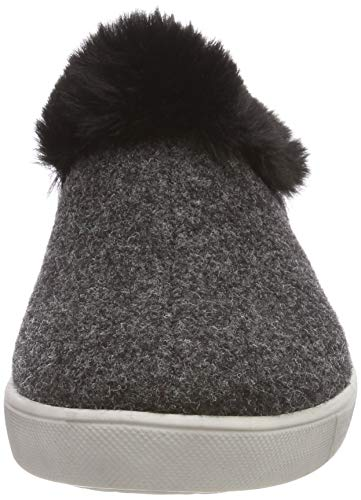 Chaussons Home kombi Gris Femme ROMIKA Mules 711 Nadine 03 711 Grau twnqF85S
