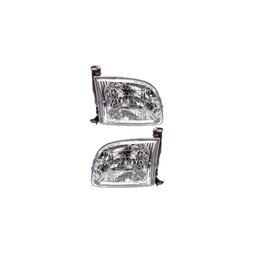 01 tundra headlight assembly - 3