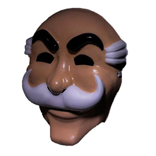 Mr. Robot Mask - F Society Costume Accessory