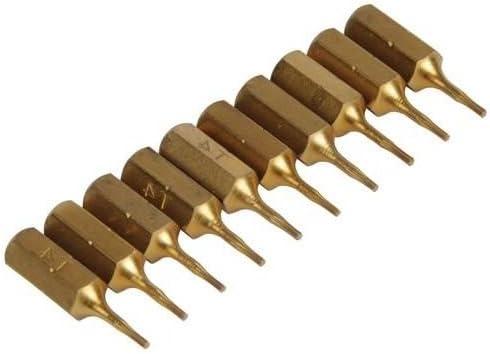 Pike y Co, Trx oro pedacitos de destornillador (10 UNIDADES ...