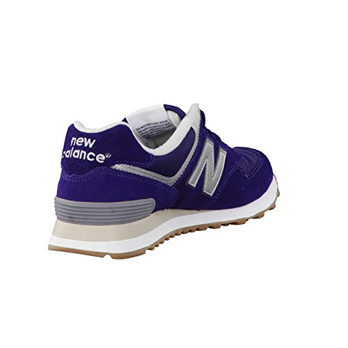 Zapatillas New Gris Hombre Balance Azul Ml574hrt qxREHOwz7