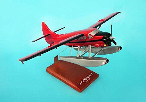 ダロンワールドワイドトレーディングH5340C3WカワウソW / FLOATS 1/40航空機 B000WFRUKG