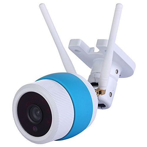 SODIAL 960P HD Outdoor Wireless Network Security WiFi IR Nig