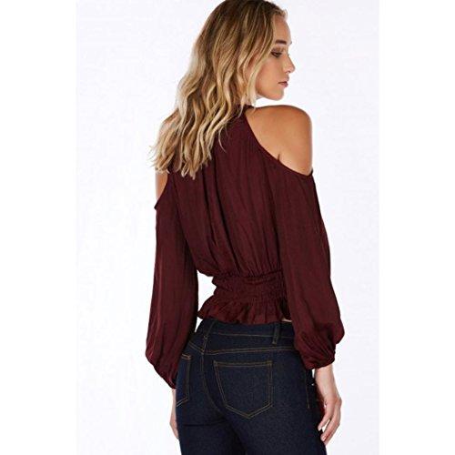 barato Blusas Y Camisas De Mujer 2016 98789d0f1753c