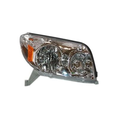 TYC 20-6405-00 Compatible with TOYOTA 4 Runner Passenger Side Headlight Assembly: Automotive