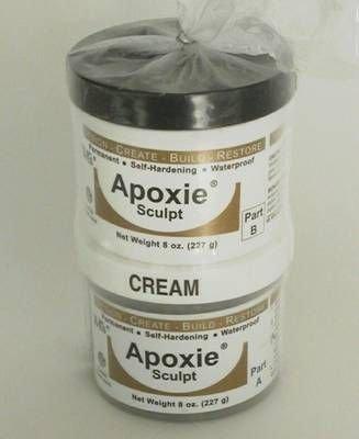 Apoxie Sculpt - 1 Lb. Natural