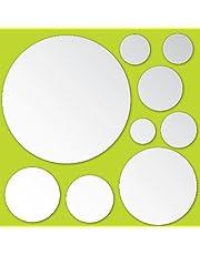 Brewster MA99230 Dots Peel and Stick Mirror Art