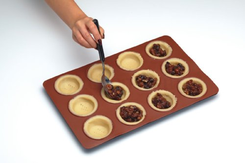 Kitchencraft Sweetly Does It Jane Asher 4 Piece Easy Pie