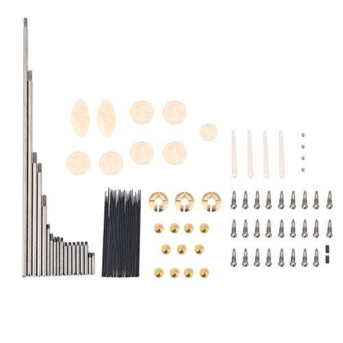 [해외] 알토 색스폰 수리 툴 세트,색스폰 스프링 추진기(screw) 툴 부품 교환용 악세사리 악세사리