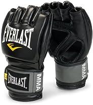 Everlast Luvas de luta MMA estilo profissional