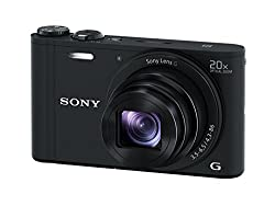Image of the product DSC WX350/B Point and that is listed on the catalogue brand of Sony.