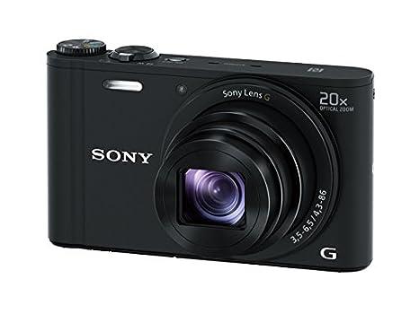 Review Sony DSCWX350 18 MP