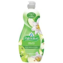Palmolive Ultra fresh green apple dish soap,591 Milliliter