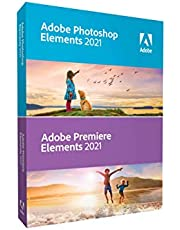 $99 » Adobe Photoshop Elements 2021 & Premiere Elements 2021 [PC/Mac Disc] (65313066)