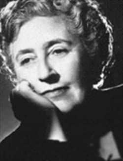 Image result for images of agatha christie
