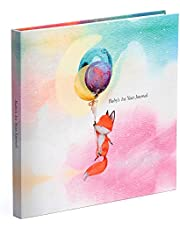 Baby First Year Journal: Modern Memory Keepsake Book & Photo Album for New Parents. Track Baby's Milestones - Girl, Boy, Neutral Gender. Newborn Shower Gift Ideas 2018.
