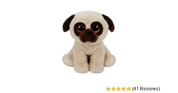57e3cdaa033 Amazon.com  Ty Beanie Babies Rufus - Pug  Toys   Games