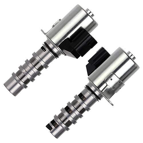 cciyu VVT Solenoids Camshaft Position Actuator fit for 07-14 Nissan Altima 3.5L 09-14 Nissan Murano/Maxima 3.5L