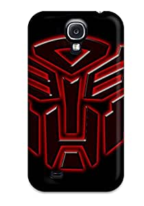 New Style Tpu S4 Protective Case Cover/ Galaxy Case - Logo