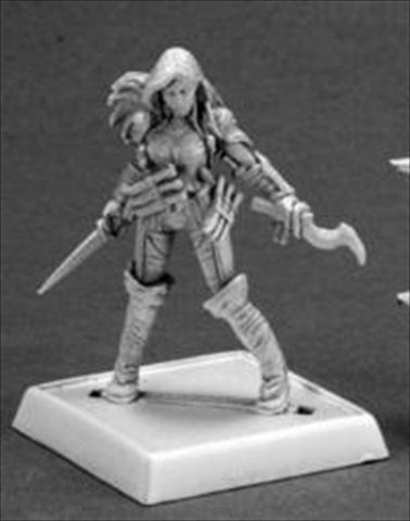 Reaper Miniatures 60092 Pathfinder Series Mini Cleric Of Calistria Miniature
