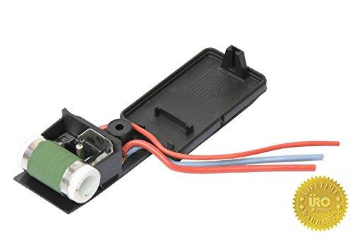URO Parts 17 11 7 541 092-PRM Cooling Fan Resistor Repair Upgrade Kit