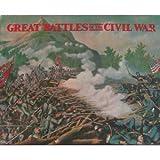 Great Battles of the Civil War, Martin Graham, 0517687658