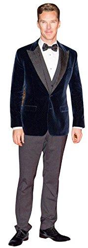 Celebrity Cutouts Benedict Cumberbatch (Blue Jacket) Grandeur Nature