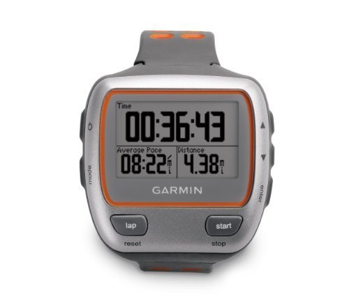 Garmin Forerunner 310XT Waterproof Running GPS With USB ANT Stick and Heart Rate Monitor Color: Gray/Orange Size: With Heart Rate Monitor by Portable & Gadgets