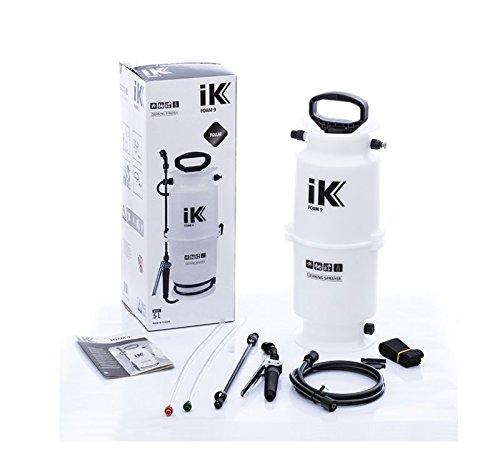 iK FOAM 9 LARGE PUMP SPRAYER | 1.3 Gallon | Professional Auto Detailing; Dry / Wet Foam Spray by Goizper Group IK Sprayers (Image #6)