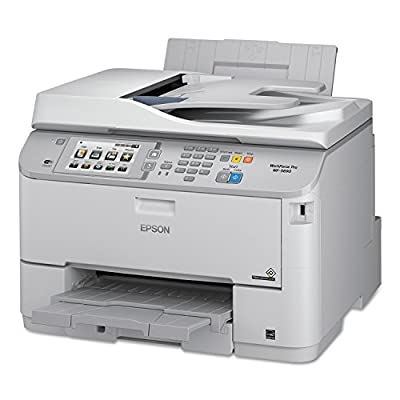 Workforce Pro Wf-5690 All-In-One, Copy/fax/print/scan By: Epson