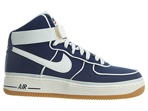 Blu Nike 1 Binario Force 13 Da Uomo High 07 Scarpe Basket Air ExzXq