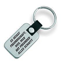 Lieblingsmensch Schlüsselanhänger - Es heisst Freundschaft