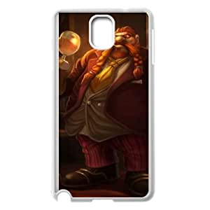 samsung_galaxy_note3 phone case White League of Legends Gragas GDS2943930