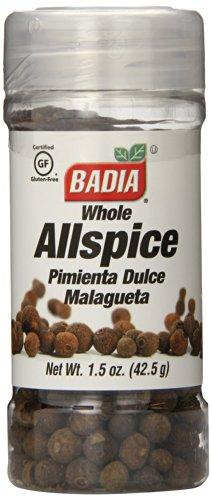 Badia Allspice Whole, 1.5 Ounce (Pack of 12) by Badia