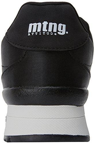 Negro Negro raspe Zapatillas Mujer Para Deporte De Stela Mtng SwqgUU