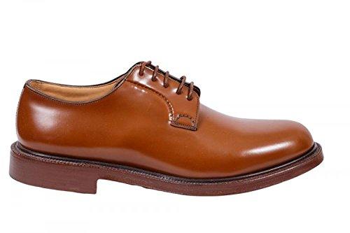 CHURCH'S , Chaussures de ville à lacets pour homme marron Sandalwood